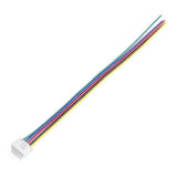 JST-PH (2mm) Jumper 5-Wire Assembly (15cm wire)