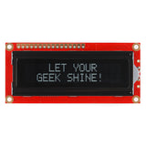 SparkFun Basic 16x2 Character LCD (White on Black 5V)