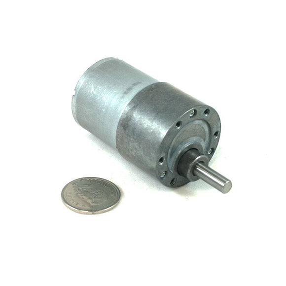 Pololu 19:1 Metal Gearmotor 37Dx52L mm HP