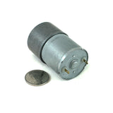 Pololu 70:1 Metal Gearmotor 37Dx54L mm HP