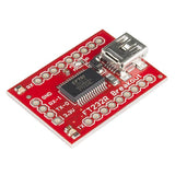 SparkFun Breakout Board for FT232RL (USB to Serial)