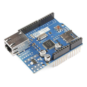 Arduino Ethernet SHIELD Rev3 WITHOUT PoE