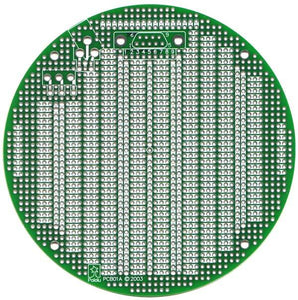 "Pololu 5"" Round Prototyping PCB (PCB01A)"