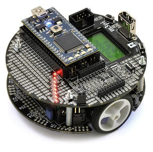 Pololu m3pi Robot with mbed NXP LPC1768 Combo