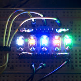 Arduino LilyPad LED (Yellow 5pcs)
