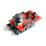 SparkFun Arduino Joystick Shield Kit