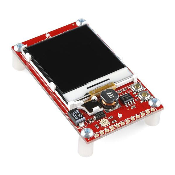 SparkFun Color LCD Breakout