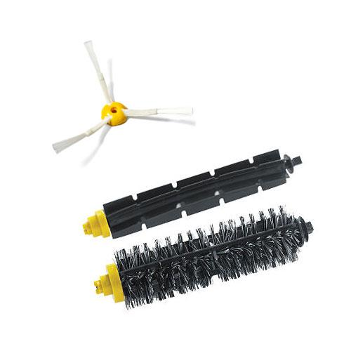 iRobot Roomba 700s and 600s Replacement Brushes Pack