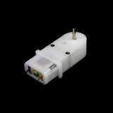 Pololu 120:1 Mini Plastic Gearmotor 90-Degree 3mm (D-Shaft Output)