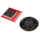 SparkFun Breakout Board for microSD Transflash