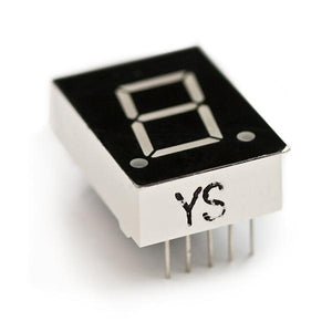 LED 7-Segment Display (0.6 inch Red)