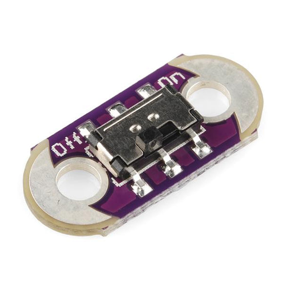 Arduino LilyPad Slide Switch