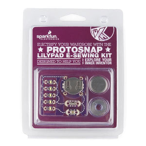 SparkFun ProtoSnap LilyPad E-Sewing Kit Retail