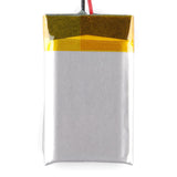 Lithium-Ion Polymer (LiPo) Battery (3.7V 850mAh)