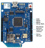 Arduino WiFi Shield (Integrated Antenna)