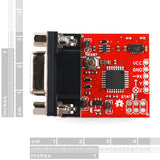 SparkFun Serial Accelerometer Dongle (MMA7361)