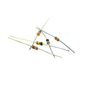 1k Ohm Carbon Film Resistor 1/4W 5% (5pcs)