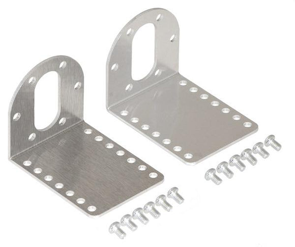 Pololu 37D mm Metal Gearmotor Bracket Pair