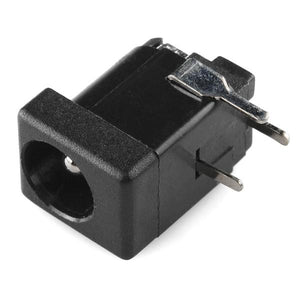 DC Barrel Power Connector (Female 5.5mm Breadboard Compatible)