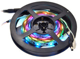 Addressable RGB 60-LED Strip (5V 2m)