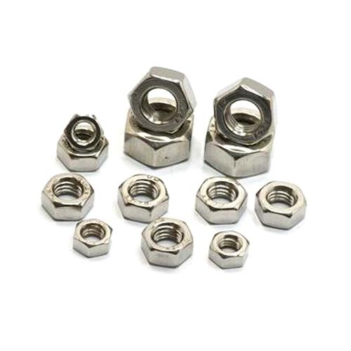 Hex Nut 18-8 SS (8-32 10-pack)