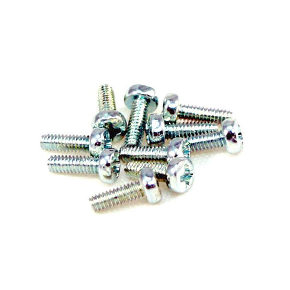 Screw - Philips Head (M2 x 6mm 10-pack)
