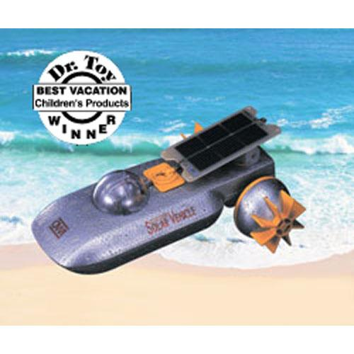 OWI Amphibious Solar Vehicle (Beginner)