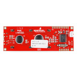SparkFun Serial Enabled 16x2 LCD (White on Black 5V)
