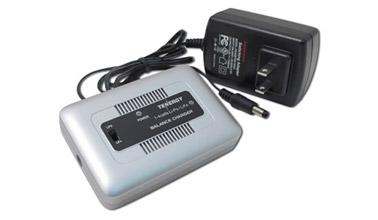 Tenergy Card: LiPO/LiFePO4 Balance 1A Battery Pack Charger for 1S to 4S w/ Power Supply