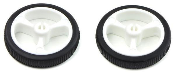 Pololu Wheel 32x7mm Pair (White)