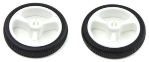 Pololu Wheel 32x7mm Pair (Black)