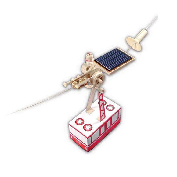 OWI Aerial Cable Car (Mini Solar Kit - Intermediate Lvl.)