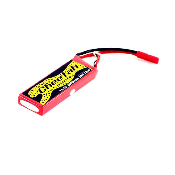Lithium Polymer Battery Pack (2600mAh 11.1V)