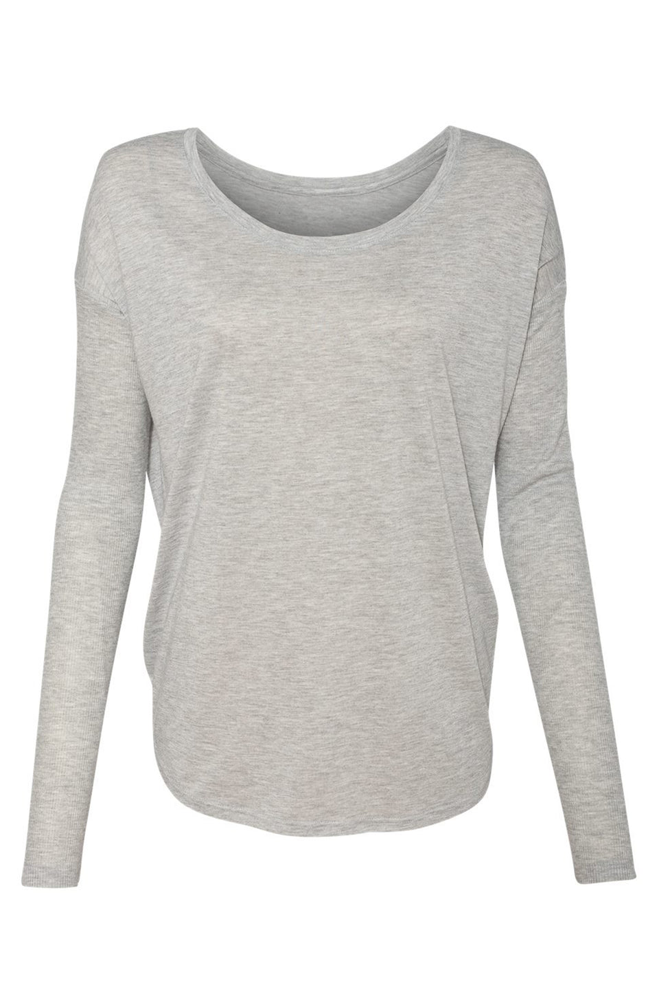 Soft Ribbed Long Sleeve