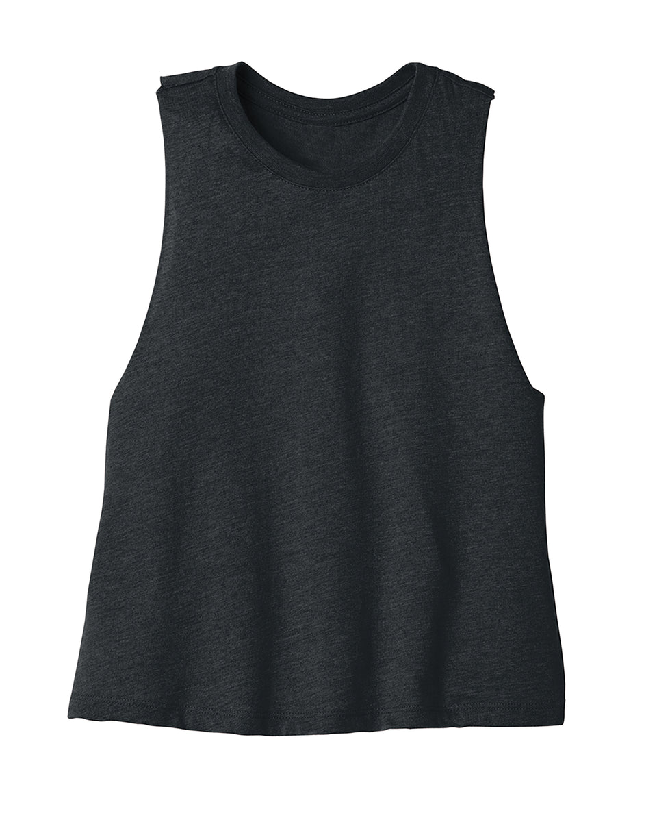 Relaxed Crop Tank