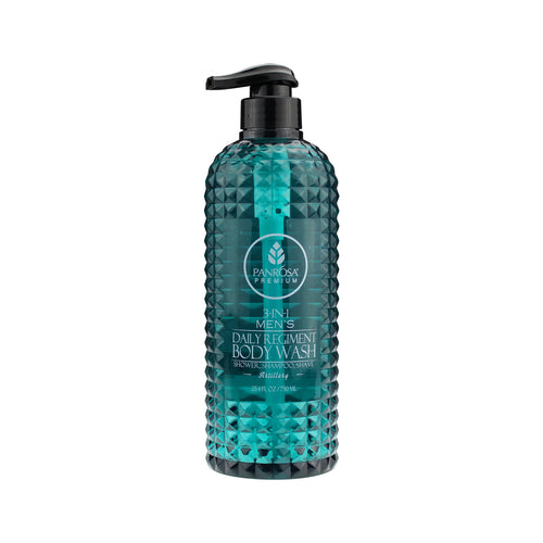 3-in-1 Men's Daily Regiment Body Wash - Artillery