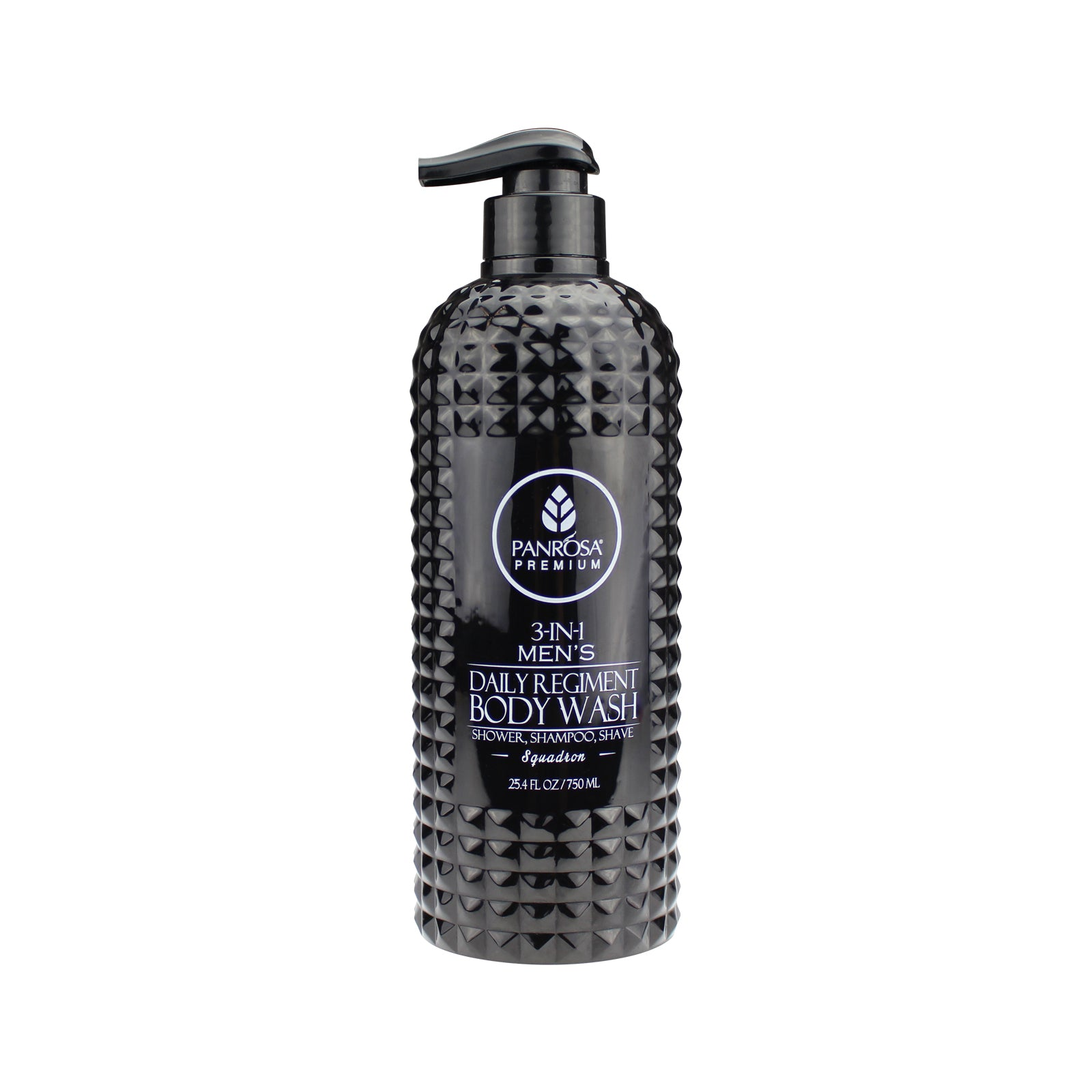 ae3ec10beef6 3-in-1 Men s Daily Regiment Body Wash - Squadron – PANROSA PREMIER