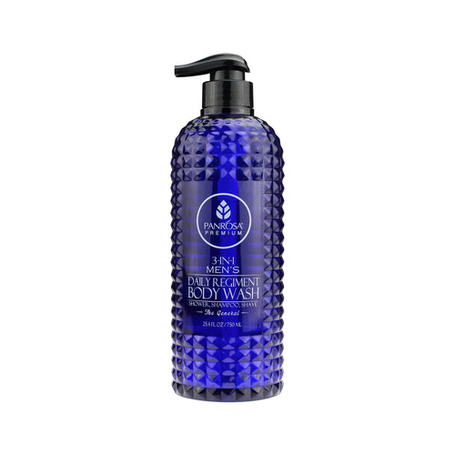 3-in-1 Men's Daily Regiment Body Wash - The General