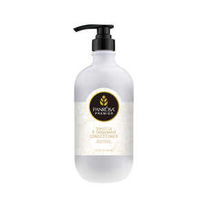 Aromatherapy Conditioner - Vanilla & Cedarwood