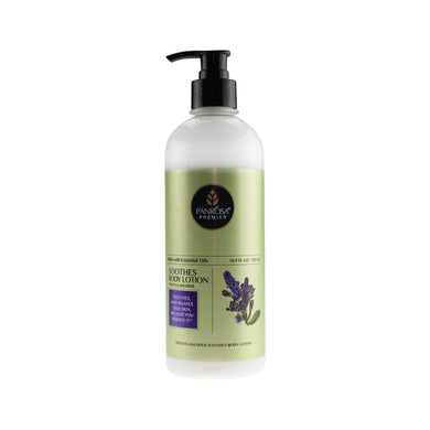 Essential Oil Soothes Body Lotion - French Lavender