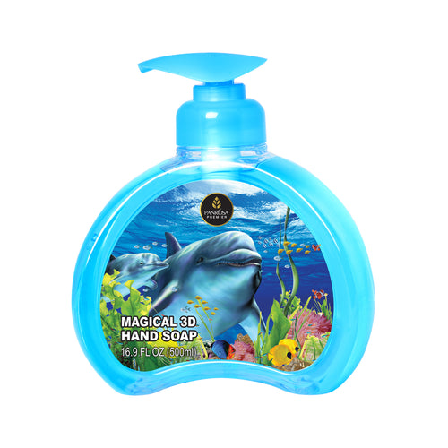 Magical 3D Hand Soap - Dolphins