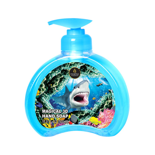Magical 3D Hand Soap - Sharks