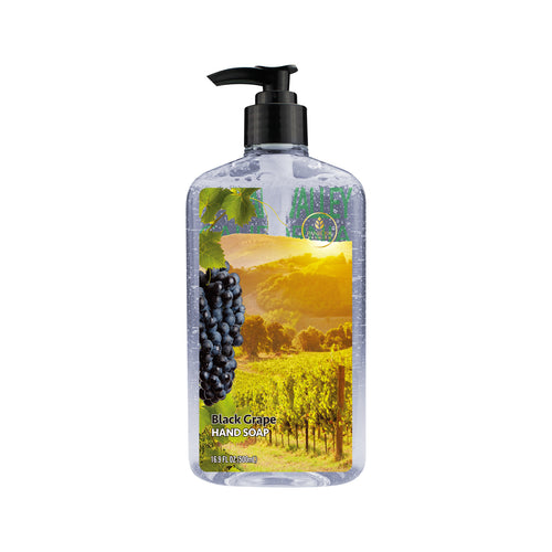 Scenic Hand Soap - Black Grape