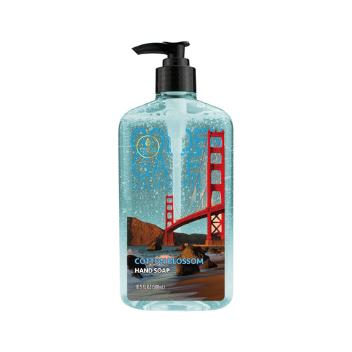 Scenic Hand Soap - Cotton Blossom