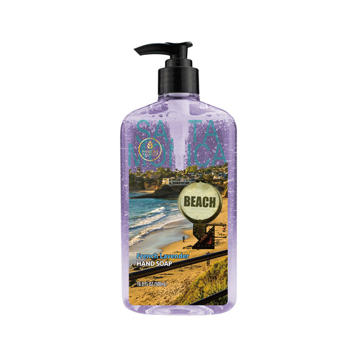 Scenic Hand Soap - French Lavender