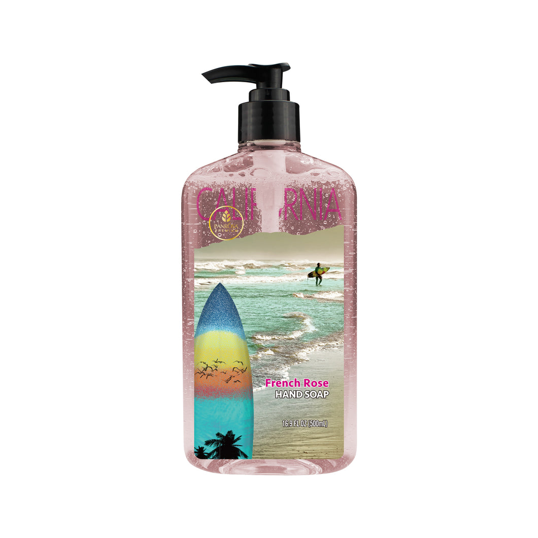 Scenic Hand Soap - French Rose