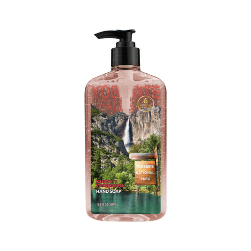 Scenic Hand Soap - Raspberry Pomegranate