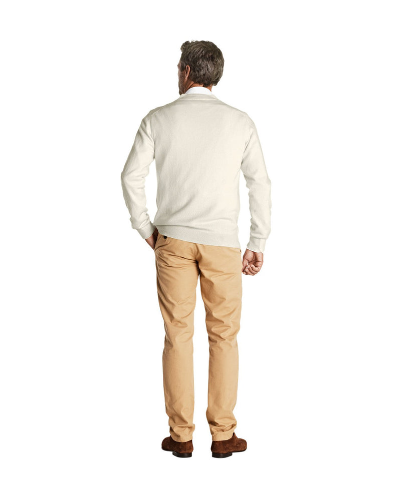 Cardigan Without Pockets