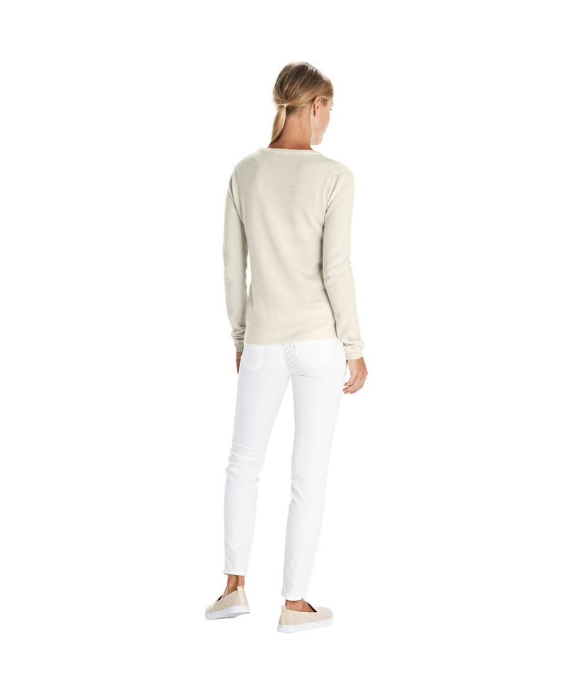 Round Neck Woman Cashwool