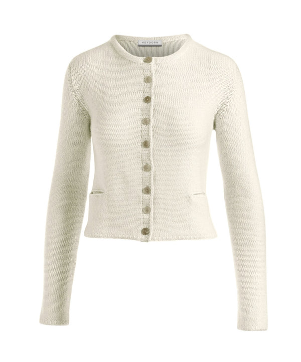 Tracht Cardigan Woman Cashwool